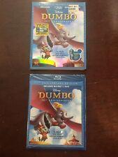 Dumbo (Blu-ray/DVD, 2011, 70th Anniversary Edition) NEW Disney