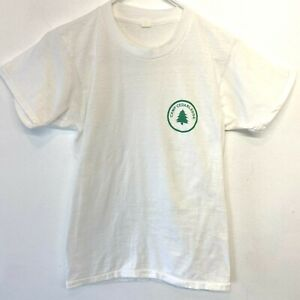 Vintage Girl Scouts Camp Cedarledge T Shirt Girls size L Pevely MO 1970s 80s KC