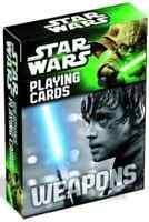 StarWars WEAPONS  playing cards by ASS Cartamundi Altenburger STAR WARS - Waffen
