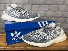 ca449aff9578a ADIDAS MENS UK 6 EU 39 1 3 BLACK WHITE ULTRABOOST UNCAGED TRAINERS RARE RRP