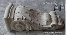 Plaster Corbels Medium Christian Design 300mm x 140mm x 110mm UK Handmade (X2)