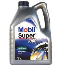 5 Litro Mobil Super 1000 X1 15W-40 Aceite de Motor