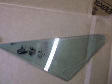 1964 1/2 Mustang Wing Vent Window Glass Carlite Sun X Tinted 4F Date Code RH