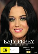 Katy Perry the Whole Story (Unauth Story) NEW R4 DVD