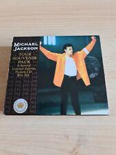 Michael Jackson 1992 Tour souvenir pack Limited Edition Picture Disc CD Box Set