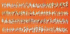 PREISER 16328 H0 FIGURINES 1:87 - Personnes Assises, non peinte -