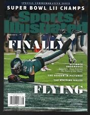 Sports Illustrated 2018 Philadelphia Eagles Super Bowl LII Commemorative Z. Ertz