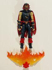 Marvel Legends Demogoblin Build A Figure BAF With Glider Spiderman Wave Villain