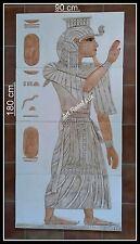 1 X Groß Relief Ramzes Flachrelief Ägyptische Groß Agypten Skuplpturen Bild Lux