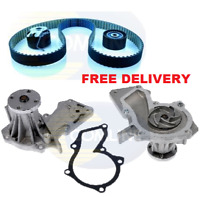 FOR Ford Focus MK2 1.6 TDCi 2004-2011 Timing Cam Belt Kit & Water Pump NEW