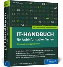 IT-Handbuch für Fachinformatiker innen Sascha Kersken Buch Rheinwerk Computing