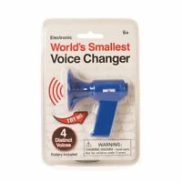 Funtime World's Smallest Voice Changer Random Colour Ideal Gift for All