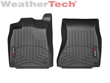 WeatherTech Floor Mats FloorLiner for Audi A6/A7/S6/S7/RS7 - 1st Row - Black