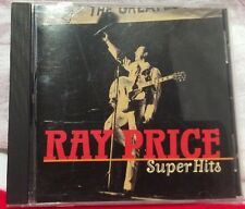 Super Hits by Ray Price (CD, Aug-1997, Sony Music Distribution (USA))