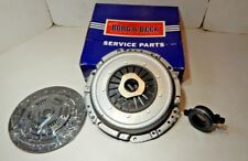 New Heavy Duty Borg & Beck 3 Piece Clutch Kit W Roller Release Bearing MGB