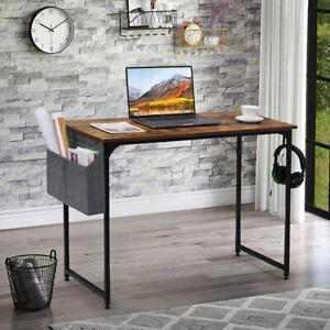 Computertisch Schreibtisch Bürotisch Arbeitszimmer Arbeitstisch Esstisch Braun
