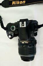 Nikon d40x + AS Nikkor AF 18-55mm Lens + Charger + Battery  Good Used Condition