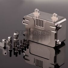 RC CNC Aluminum Upgraded Radio Box For 1:10 Axial SCX10 AX80028