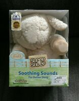 CLOUD B sleeping sheep in box soothing sleeping sounds baby kids napping toy