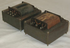 2 vintage  output Transformer for 2x EL34 6CA7 PP Tube Amp 60 W germany