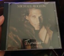 Michael Bolton - Timeless The Classics - MUSIC CD - FREE POST