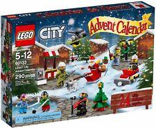 LEGO City 2016 Christmas Advent Calendar #60133 BNIB RARE NLA FREE EXPRESS POST