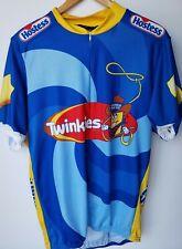 Vintage 2003 Pearl Izumi Hostess Twinkies The Kid Cycling Jersey Short Sleeve XL