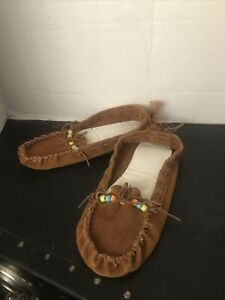 Handmade Moccasins women's leather/suede