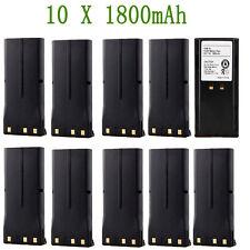 10pcs KNB17/A Battery for KENWOOD TK280 TK380 TK390 TK480 KNB-16 KNB-16A KNB-21N
