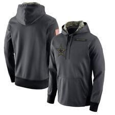 Dallas Cowboys Hoodie 2019 Salute to Service Sideline Men's Pullover Sweatshirts