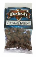Dark Chocolate Covered Cashews by Its Delish, 1 lb