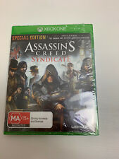 Xbox ONE Assassin's Creed Syndicate Special Edition AU VERSION SEALED