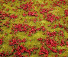 Faller, Premium paysagères-segment, Fleurs Prairie rouge, 180460, en petit grand