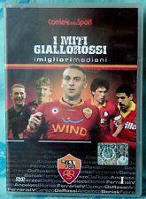 I MITI GIALLOROSSI - I MIGLIORI MEDIANI - DVD N.01841