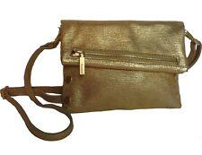 NEW Hammitt VIP Small Gold Nostalgia Leather Crossbody Bag NWT $255