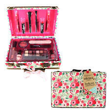 Make Up Beauty Case Gift Set Filled With Cosmetics Organiser Body Collection