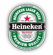 Heineken Beer Sticker Vinyl Decal 4-488