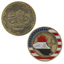 Saint George Baghdad Operation Iraqi Freedom Commemorative Coins Challenge Gift
