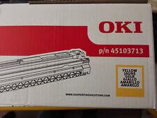OKI Tamburo C911 C931 PN 45103713 Orginale Giallo