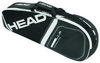 HEAD Core Pro 3 racquet racket tennis bag - Black - Authorized Dealer