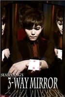 3-Way Mirror By Sean Yang Practicing Mirror for Card Magic Gimmick Illusions Fun