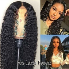 Piece Kinky Curly Hair Wavy Wig No Lace Front Women Wig High Temperature Fiber