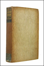 The Expedition of Humphry Clinker (Roscoe's Novelists Library) by Smollett, Tobi