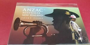 ANZAC AUSTRALIA -NEW ZEALAND JOINT ISSUE STAMP  FOLDER BRAND NEW
