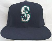 Seattle Mariners MLB New Era 59fifty 7&1/2 fitted cap/hat