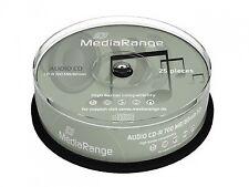 50 MediaRange Cd-r Audio Vergini 52x Mr223