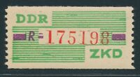 DDR Dienst B, Mi. 24 **, Original! Kennbuchstabe R!Tadellos! Mi. 200,--!