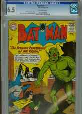 Batman #154   (Dr. Dorn creation)    CGC 6.5  OWP