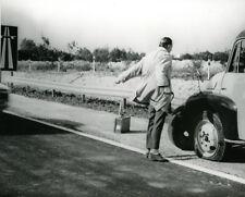 JACQUES TATI TRAFIC 1971 VINTAGE PHOTO ORIGINAL #16