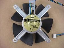 85mm VGA Fan 4  Sapphire HD 5870 Video Card  62mm 4Pin  AD0912UB-U7BGL 200500268
